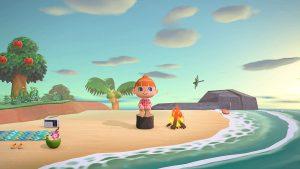 New horizons: le jeu Nintendo de 2020