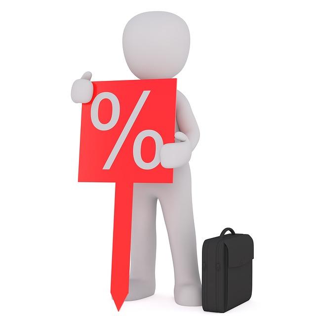 Les taux d'intérêt emprunt 2021 vont rester bas
