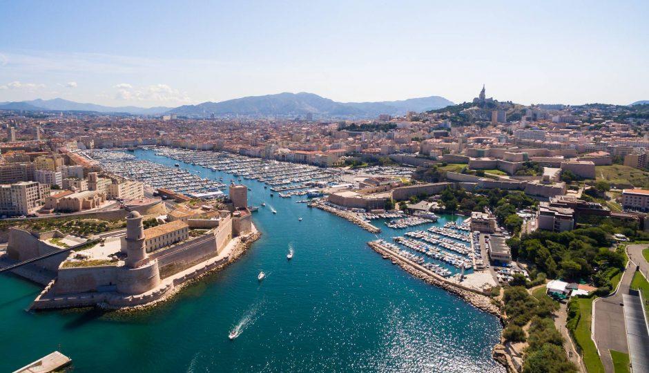 Marseille et son expansion économique